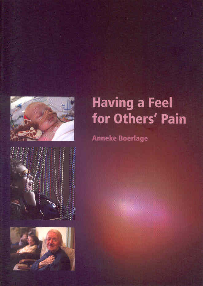 Having a feel for others' pain